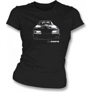 Mad Max Interceptor Womens Slimfit T-Shirt