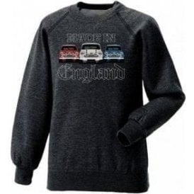 Made In England (Mini Cooper) Sweatshirt