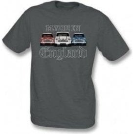 Made In England (Mini Cooper) T-Shirt