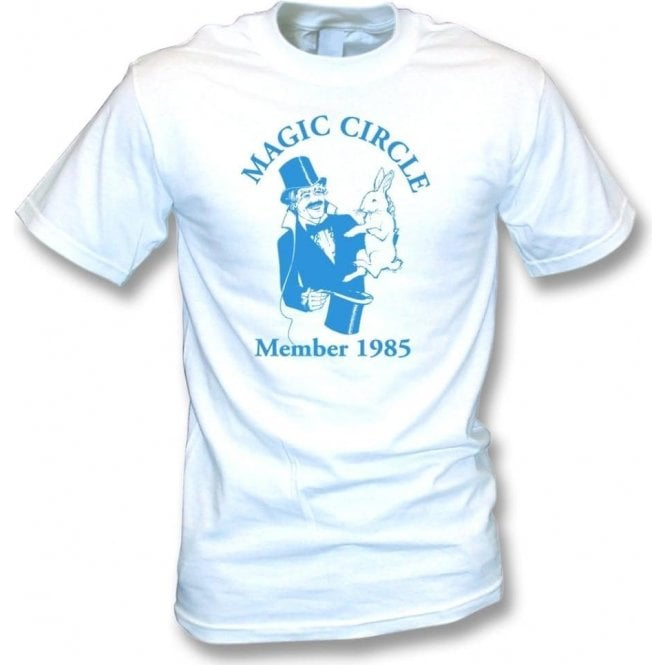 Magic Circle Member 1985 Vintage Wash T-Shirt
