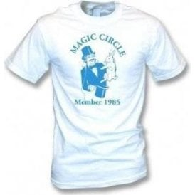 Magic Circle Member 1985 Vintage Wash T-Shirt