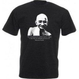 Mahatma Ghandi Kids T-Shirt