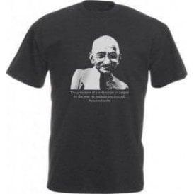 Mahatma Ghandi Vintage Wash T-Shirt