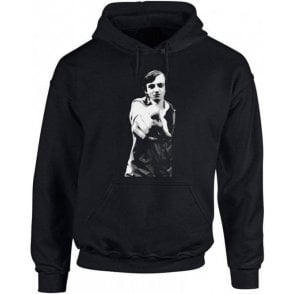 Mark E Smith Photo Hooded Sweatshirt