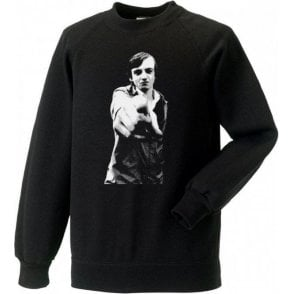 Mark E Smith Photo Sweatshirt