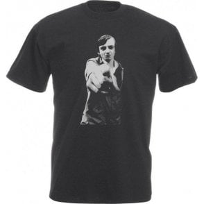 Mark E Smith Photo Vintage Wash T-Shirt