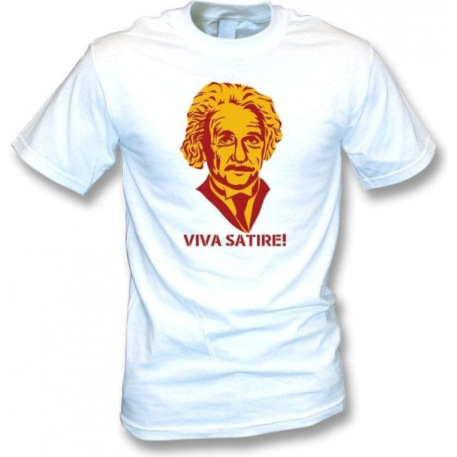 "Mark Twain ""Viva Satire!"" T-Shirt"