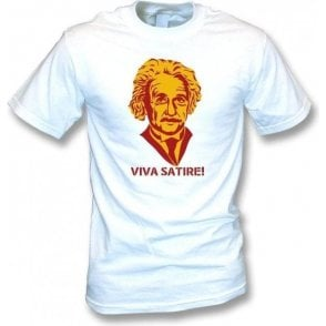 "Mark Twain ""Viva Satire!"" T-Shirt"
