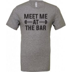 Meet Me At The Bar Unisex T-Shirt