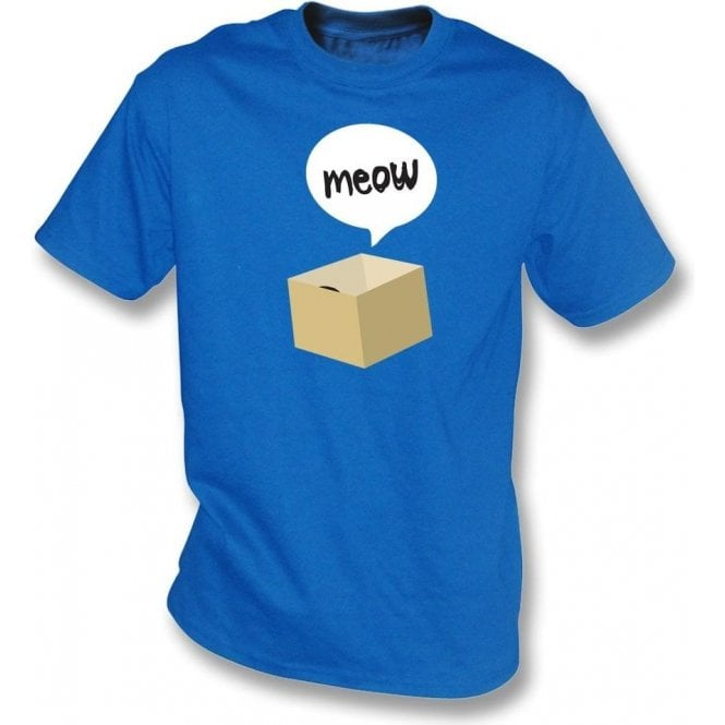 Meow Cat In A Box T-Shirt