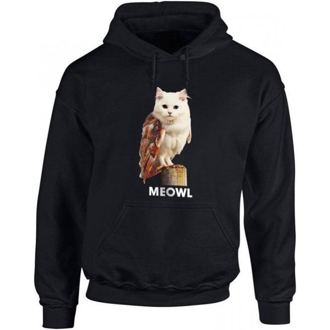Meowl Hooded Sweatshirt