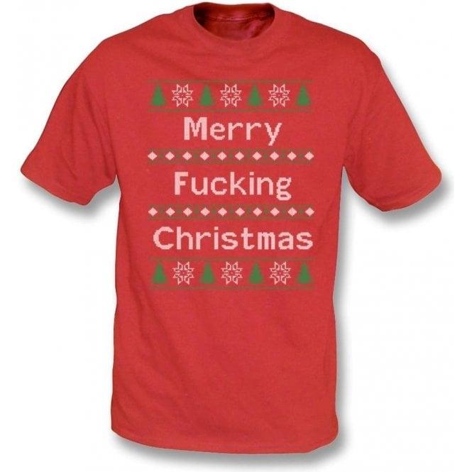 Merry F*cking Christmas T-Shirt