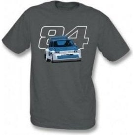 MG Metro 6R4 Kids T-Shirt