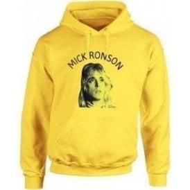 Mick Ronson Hooded Sweatshirt
