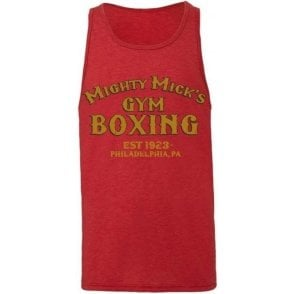 Mighty Mick's Gym (Inspired by Rocky) Men's Tank Top