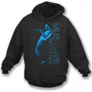 Miles Davis - Kind of Blue Hooded Sweatshirt
