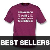 Stand Back - I'm Going To Try Science