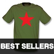Red Star (As Worn By Michael Stipe of R.E.M.)