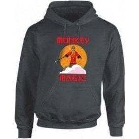 Monkey Magic Hooded Sweatshirt