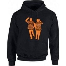 "Morecambe & Wise ""Bring Me Sunshine"" Hooded Sweatshirt"