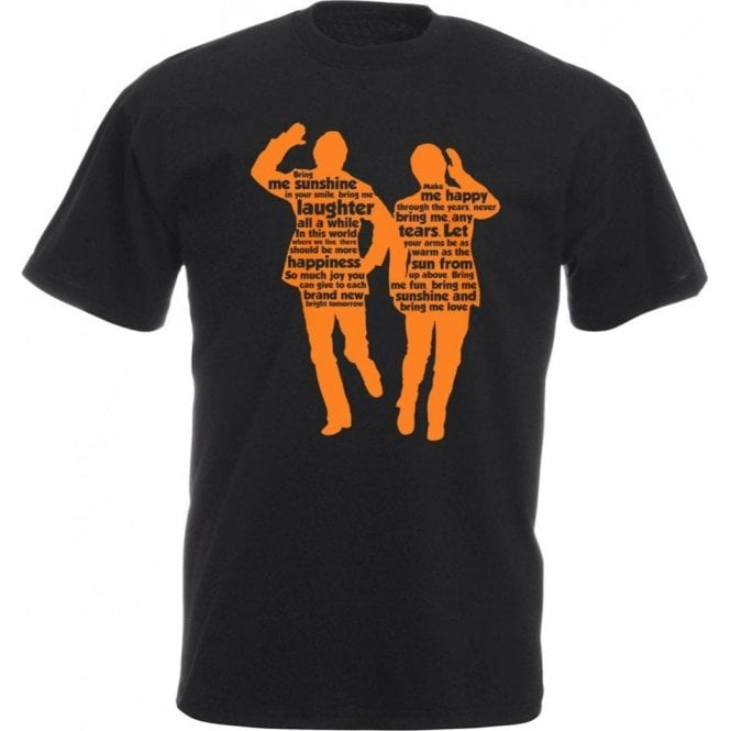 "Morecambe & Wise ""Bring Me Sunshine"" T-Shirt"