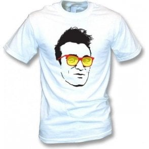 Morrissey Cartoon (The Smiths) Picture T-Shirt