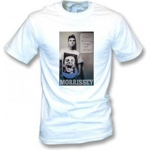 Morrissey Pen Is Mightier Than The Sword T-Shirt