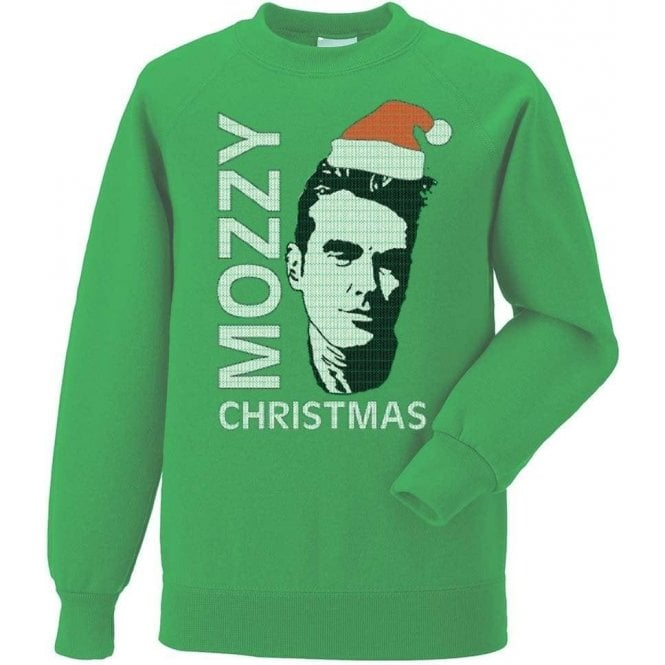 Mozzy Christmas Kids Sweatshirt