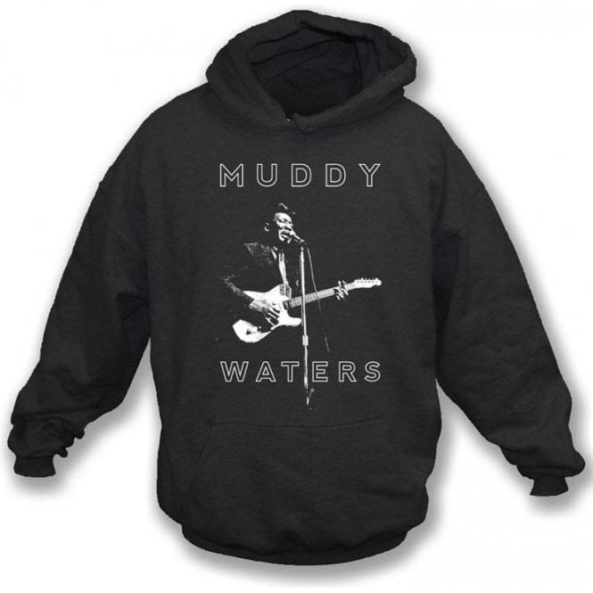 Muddy Waters Blues Legend Hoodie