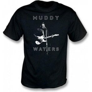 Muddy Waters Blues Legend T-Shirt