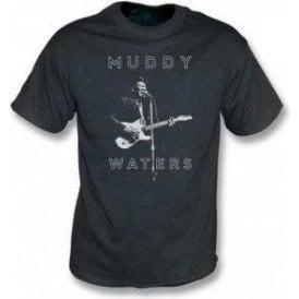 Muddy Waters Blues Legend Vintage Wash T-Shirt