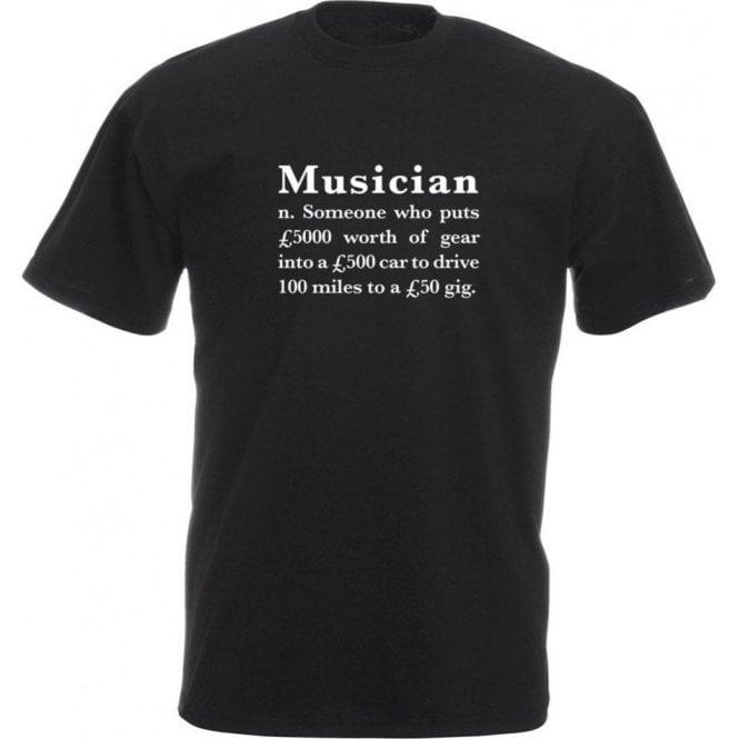 Musician Definition T-Shirt
