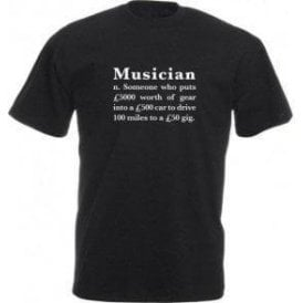Musician Definition T-Shirt