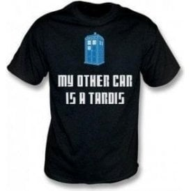 My Other Car Is A TARDIS (Doctor Who) Kids T-Shirt