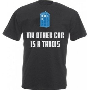My Other Car Is A TARDIS (Doctor Who) Vintage Wash T-Shirt