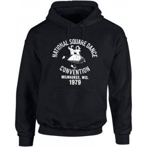 National Square Dance Convention (As Worn By Lemmy, Motorhead) Hooded Sweatshirt