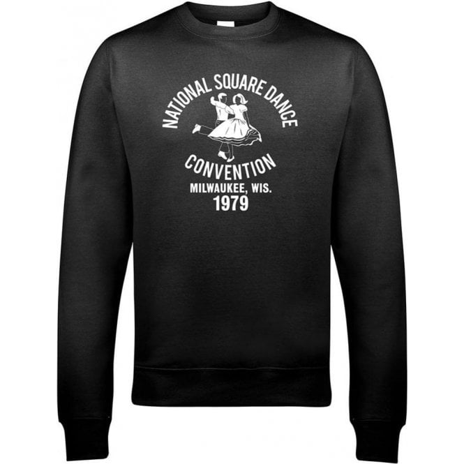 National Square Dance Convention (As Worn By Lemmy, Motorhead) Sweatshirt