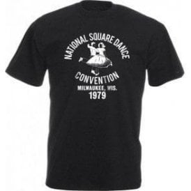 National Square Dance Convention (As Worn By Lemmy, Motorhead) T-Shirt