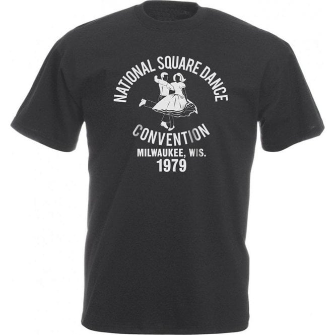 National Square Dance Convention (As Worn By Lemmy, Motorhead) Vintage Wash T-Shirt