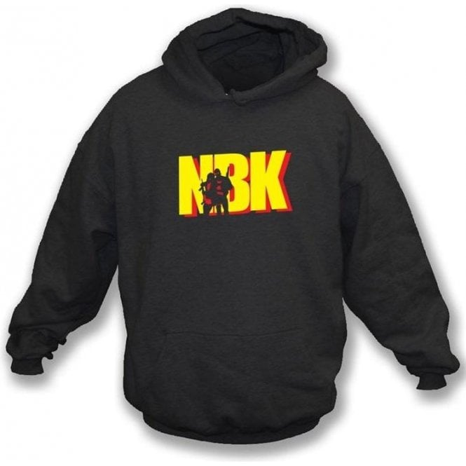 Natural Born Killers Logo Hooded Sweatshirt