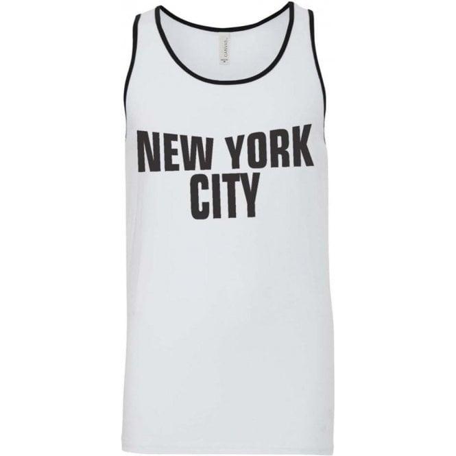 New York City (As worn by John Lennon, The Beatles) Men's Tank Top