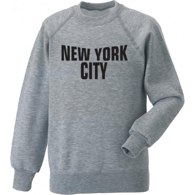 New York City (As worn by John Lennon, The Beatles) Sweatshirt