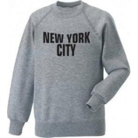 New York City (As worn by John Lennon, The Beatles) Sweatshirt
