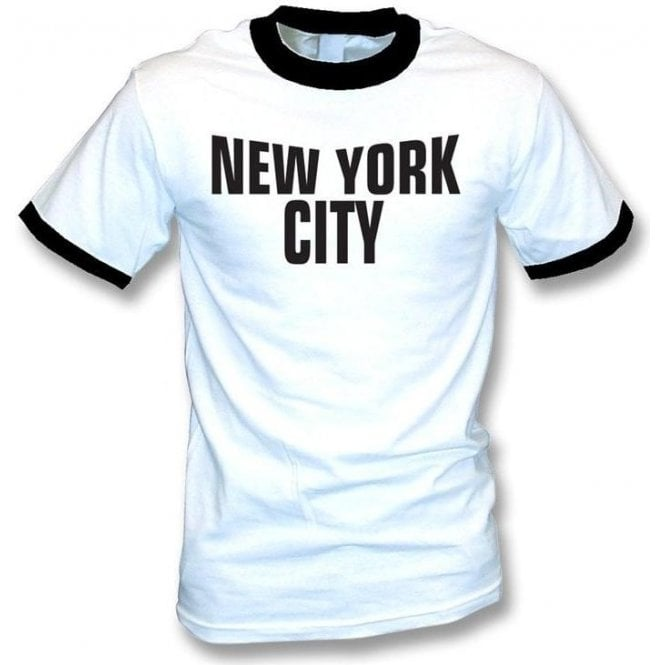 New York City (As worn by John Lennon, The Beatles) T-Shirt