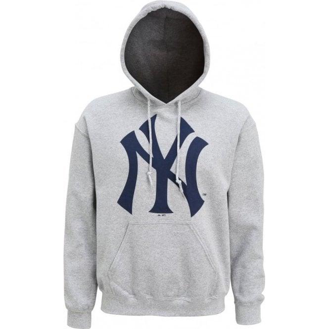 New York Yankees Large Logo Hooded Sweatshirt