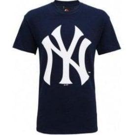 New York Yankees Large Logo T-Shirt