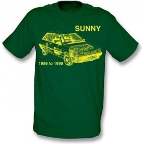 Nissan Sunny T-shirt