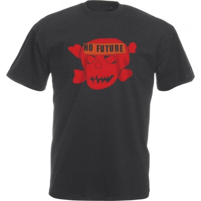 No Future (Original Seditionaries) Vintage Wash T-Shirt
