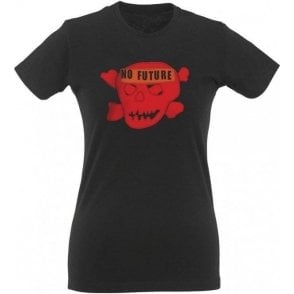 No Future (Original Seditionaries) Womens Slim Fit T-Shirt