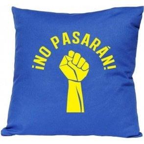 No Pasaran (As Worn By Tolokonnikova, Pussy Riot) Cushion